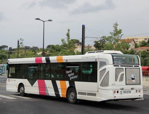 Rétablissement des arrêts Restanques et Escourtines de la ligne 6 de Bus
