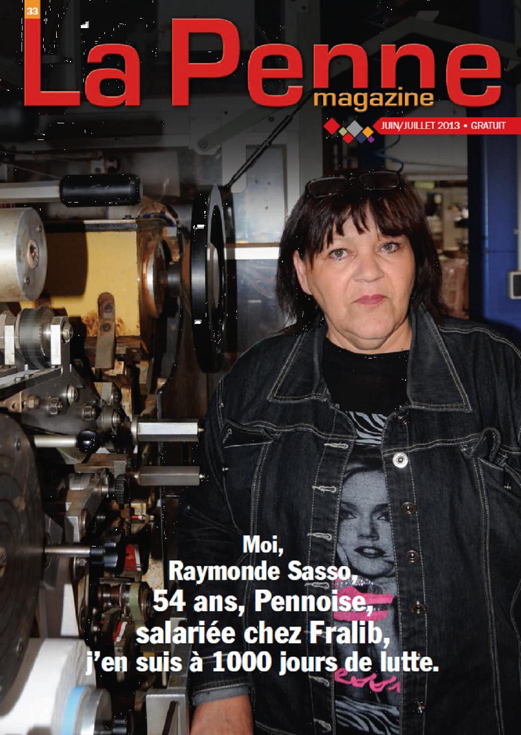 Une Magazine Juillet 2013
