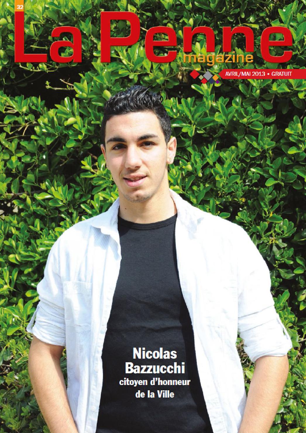 Une Magazine Mai 2013