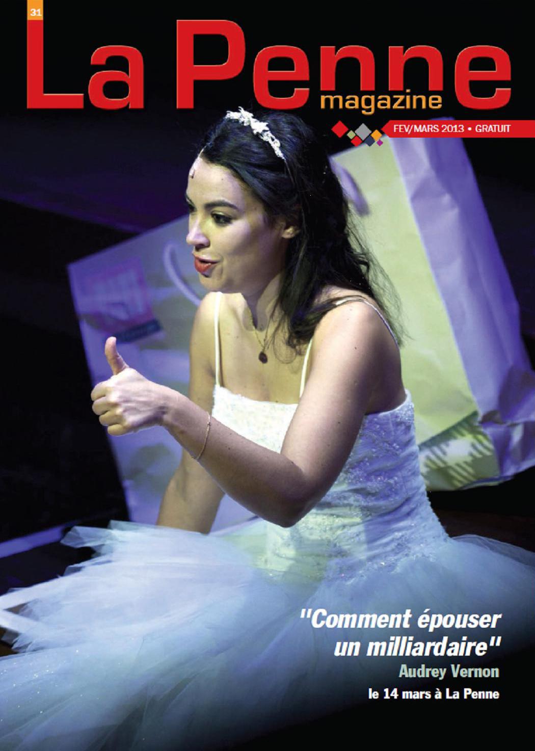 Une Magazine Mars 2013
