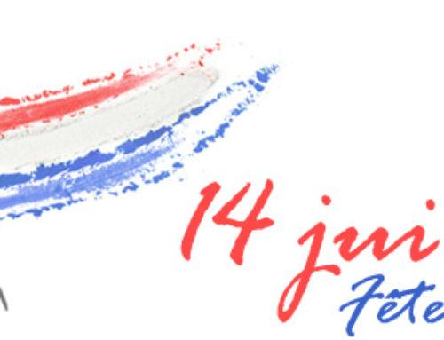Fête Nationale – Dimanche 14 Juillet