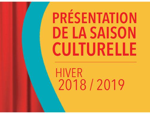 Saison hiver 2018-2019 du Pôle Culture