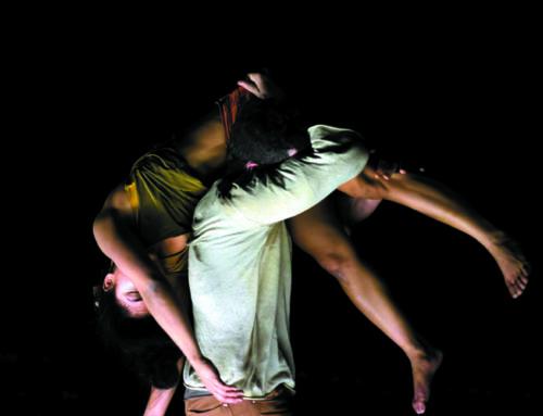 Spectacle de Cirque – Duo d'acrobates