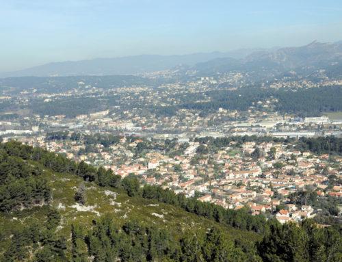 Plan Local d'Urbanisme de La Penne sur Huveaune