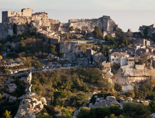 Journée aux Baux de Provence